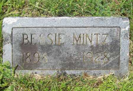 MINTZ, BESSIE - Benton County, Arkansas | BESSIE MINTZ - Arkansas Gravestone Photos