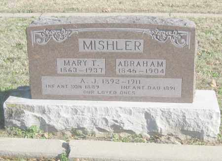 MISHLER, INFANT DAUGHTER - Benton County, Arkansas | INFANT DAUGHTER MISHLER - Arkansas Gravestone Photos