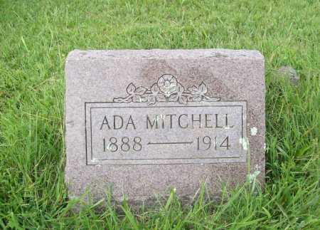 MITCHELL, ADA - Benton County, Arkansas | ADA MITCHELL - Arkansas Gravestone Photos