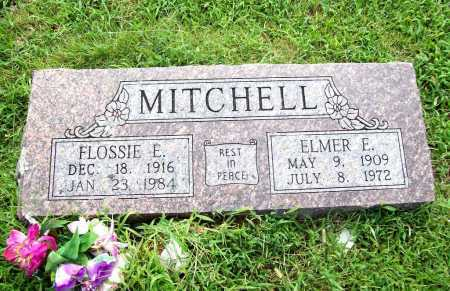 MITCHELL, FLOSSIE E. - Benton County, Arkansas | FLOSSIE E. MITCHELL - Arkansas Gravestone Photos