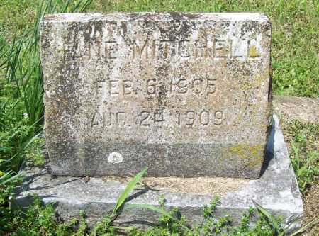 MITCHELL, FANE - Benton County, Arkansas | FANE MITCHELL - Arkansas Gravestone Photos