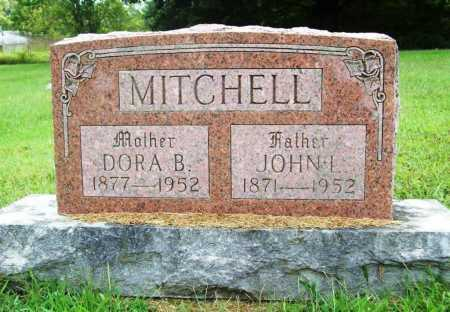 MITCHELL, DORA B. - Benton County, Arkansas | DORA B. MITCHELL - Arkansas Gravestone Photos
