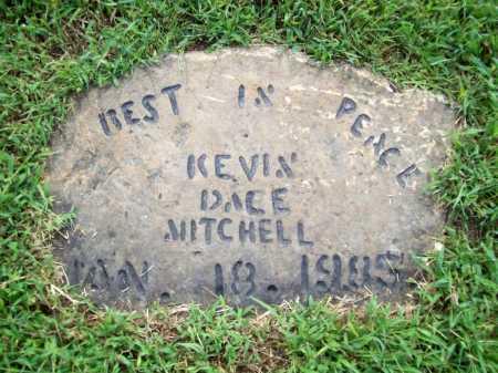 MITCHELL, KEVIN DALE - Benton County, Arkansas | KEVIN DALE MITCHELL - Arkansas Gravestone Photos