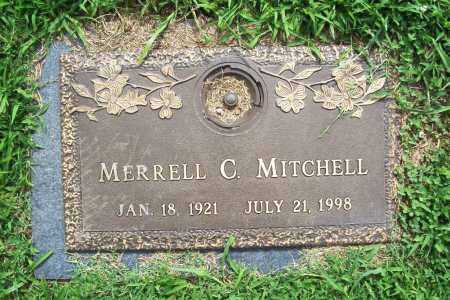 MITCHELL, MERRELL C. - Benton County, Arkansas | MERRELL C. MITCHELL - Arkansas Gravestone Photos