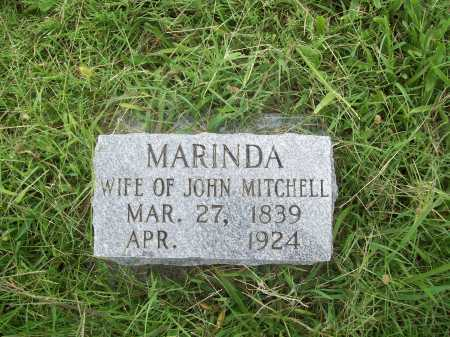 MITCHELL, MARINDA - Benton County, Arkansas | MARINDA MITCHELL - Arkansas Gravestone Photos