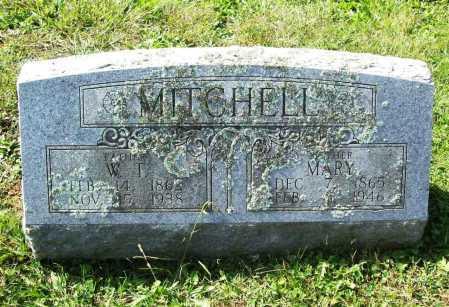 MITCHELL, W. T. - Benton County, Arkansas | W. T. MITCHELL - Arkansas Gravestone Photos
