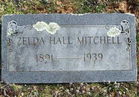 MITCHELL, ZELDA - Benton County, Arkansas | ZELDA MITCHELL - Arkansas Gravestone Photos