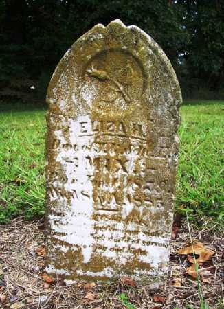 MIX, ELIZA H. - Benton County, Arkansas | ELIZA H. MIX - Arkansas Gravestone Photos