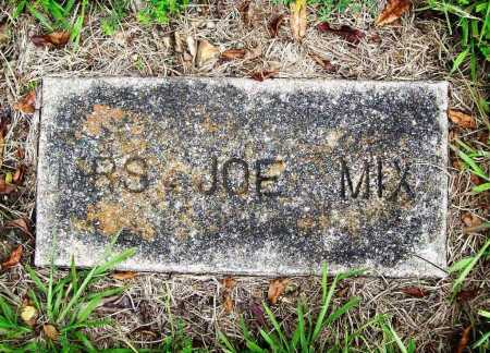 MIX, MRS. JOE - Benton County, Arkansas | MRS. JOE MIX - Arkansas Gravestone Photos