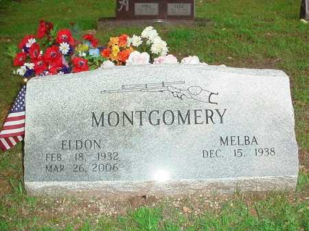 MONTGOMERY, ELDON - Benton County, Arkansas | ELDON MONTGOMERY - Arkansas Gravestone Photos