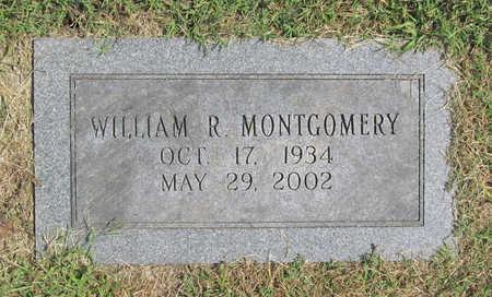 "MONTGOMERY, WILLIAM R. ""BILL"" - Benton County, Arkansas | WILLIAM R. ""BILL"" MONTGOMERY - Arkansas Gravestone Photos"