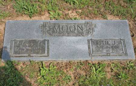 MOON, JAMES M - Benton County, Arkansas | JAMES M MOON - Arkansas Gravestone Photos