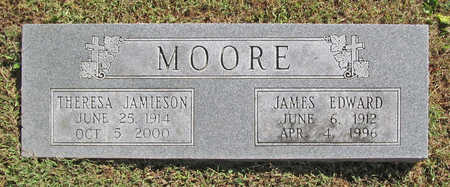 MOORE, JAMES EDWARD - Benton County, Arkansas | JAMES EDWARD MOORE - Arkansas Gravestone Photos