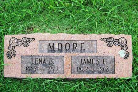 MOORE, LENA B. - Benton County, Arkansas | LENA B. MOORE - Arkansas Gravestone Photos
