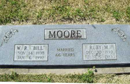 MOORE, RUBY M. - Benton County, Arkansas | RUBY M. MOORE - Arkansas Gravestone Photos