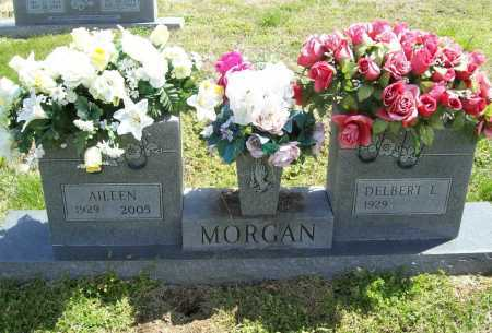 MORGAN, AILEEN - Benton County, Arkansas | AILEEN MORGAN - Arkansas Gravestone Photos