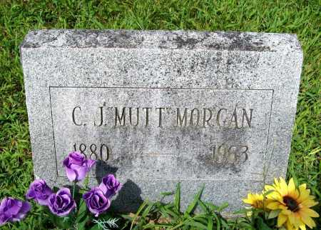 "MORGAN, C. J. ""MUTT"" - Benton County, Arkansas 