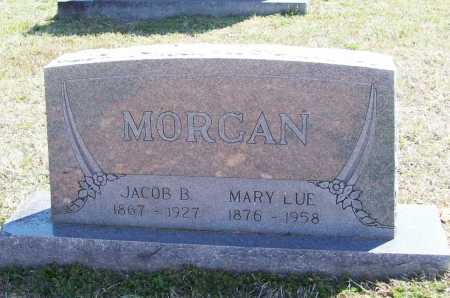 RUTHERFORD MORGAN, MARY LUE - Benton County, Arkansas | MARY LUE RUTHERFORD MORGAN - Arkansas Gravestone Photos