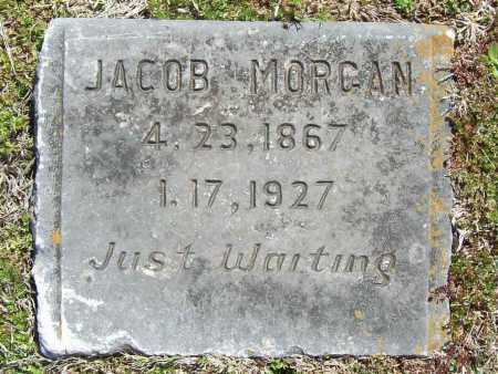 MORGAN, JACOB B. (ORIG) - Benton County, Arkansas | JACOB B. (ORIG) MORGAN - Arkansas Gravestone Photos