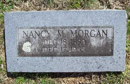 MORGAN, NANCY M. - Benton County, Arkansas | NANCY M. MORGAN - Arkansas Gravestone Photos