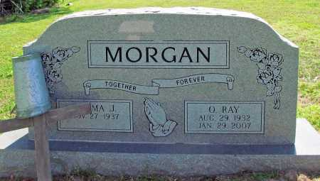 MORGAN, ORBREY RAY - Benton County, Arkansas | ORBREY RAY MORGAN - Arkansas Gravestone Photos