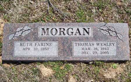 MORGAN, THOMAS WESLEY - Benton County, Arkansas | THOMAS WESLEY MORGAN - Arkansas Gravestone Photos