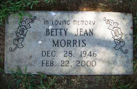 MORRIS, BETTY JEAN - Benton County, Arkansas | BETTY JEAN MORRIS - Arkansas Gravestone Photos