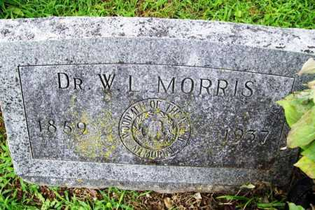 MORRIS, DR. W. L. - Benton County, Arkansas | DR. W. L. MORRIS - Arkansas Gravestone Photos