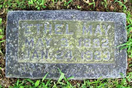 MORRIS, ETHEL MAY - Benton County, Arkansas | ETHEL MAY MORRIS - Arkansas Gravestone Photos