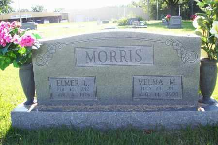 MORRIS, ELMER L. - Benton County, Arkansas | ELMER L. MORRIS - Arkansas Gravestone Photos