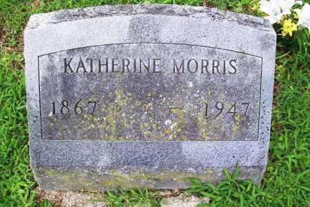 MORRIS, KATHERINE - Benton County, Arkansas | KATHERINE MORRIS - Arkansas Gravestone Photos