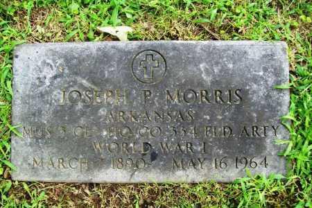 MORRIS (VETERAN WWI), JOSEPH P. - Benton County, Arkansas | JOSEPH P. MORRIS (VETERAN WWI) - Arkansas Gravestone Photos