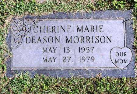 DEASON MORRISON, CHERINE MARIE - Benton County, Arkansas | CHERINE MARIE DEASON MORRISON - Arkansas Gravestone Photos