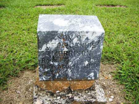 MORRISON, FLOYD - Benton County, Arkansas | FLOYD MORRISON - Arkansas Gravestone Photos