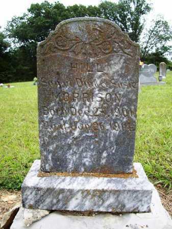 MORRISON, HILL - Benton County, Arkansas   HILL MORRISON - Arkansas Gravestone Photos
