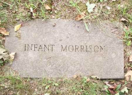 MORRISON, INFANT - Benton County, Arkansas | INFANT MORRISON - Arkansas Gravestone Photos