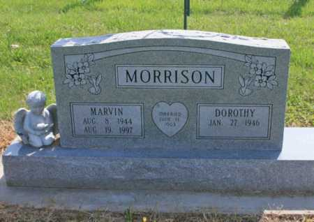 MORRISON, MARVIN - Benton County, Arkansas | MARVIN MORRISON - Arkansas Gravestone Photos