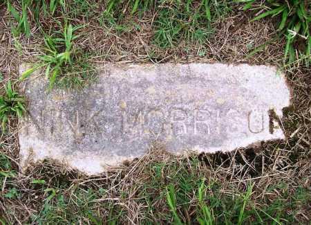 MORRISON, NINK - Benton County, Arkansas | NINK MORRISON - Arkansas Gravestone Photos