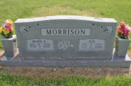 MORRISON, RAY - Benton County, Arkansas | RAY MORRISON - Arkansas Gravestone Photos