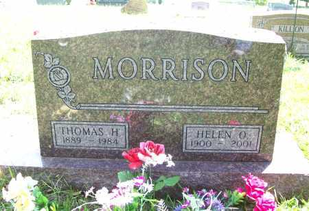 MORRISON, THOMAS H. - Benton County, Arkansas | THOMAS H. MORRISON - Arkansas Gravestone Photos