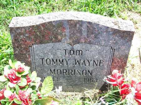 "MORRISON, TOMMY WAYNE ""TOM"" - Benton County, Arkansas 