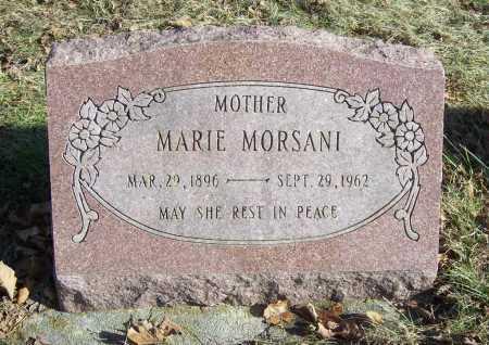 MORSANI, MARIE - Benton County, Arkansas | MARIE MORSANI - Arkansas Gravestone Photos