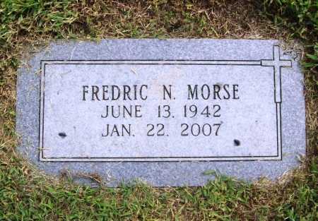 MORSE, FREDRIC NEWTON - Benton County, Arkansas | FREDRIC NEWTON MORSE - Arkansas Gravestone Photos