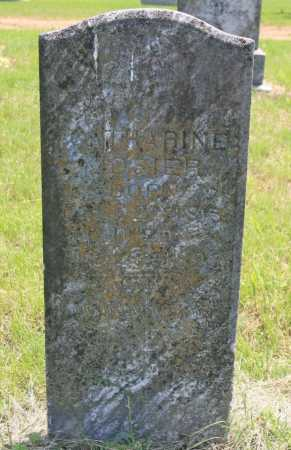 MOSIER, CATHERINE - Benton County, Arkansas | CATHERINE MOSIER - Arkansas Gravestone Photos