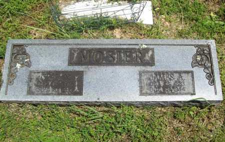 MOSIER, JAMES A. - Benton County, Arkansas | JAMES A. MOSIER - Arkansas Gravestone Photos