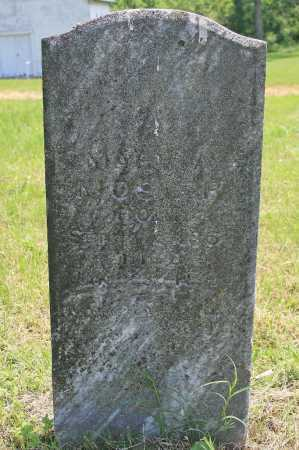 MOSIER, MARY A. - Benton County, Arkansas | MARY A. MOSIER - Arkansas Gravestone Photos