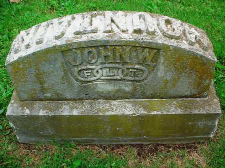 MOUNTAIN, JOHN W. - Benton County, Arkansas | JOHN W. MOUNTAIN - Arkansas Gravestone Photos