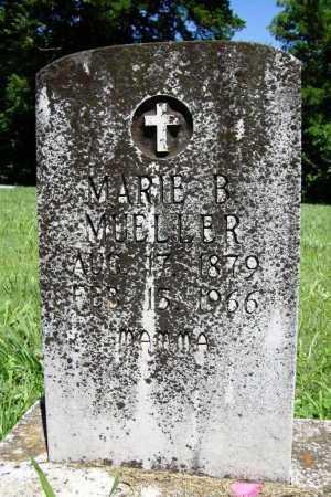 MUELLER, MARIE B. - Benton County, Arkansas | MARIE B. MUELLER - Arkansas Gravestone Photos