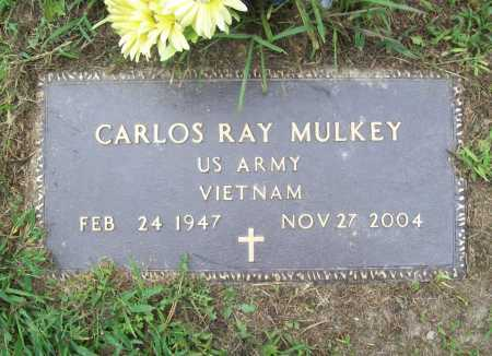 MULKEY (VETERAN VIET), CARLOS RAY - Benton County, Arkansas | CARLOS RAY MULKEY (VETERAN VIET) - Arkansas Gravestone Photos