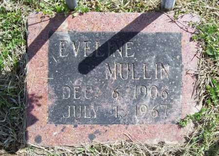 BECK MULLIN, EVELINE - Benton County, Arkansas | EVELINE BECK MULLIN - Arkansas Gravestone Photos